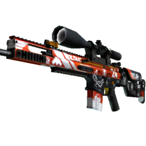 SCAR-20 | Bloodsport (Factory New)